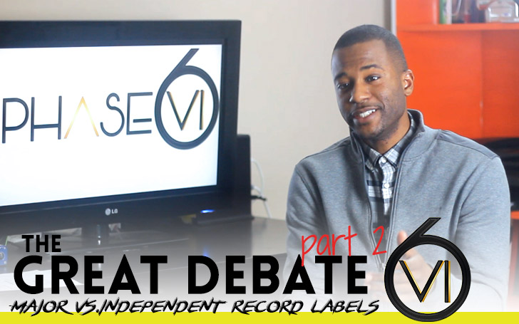 Major vs. Independent Record Labels Part 2