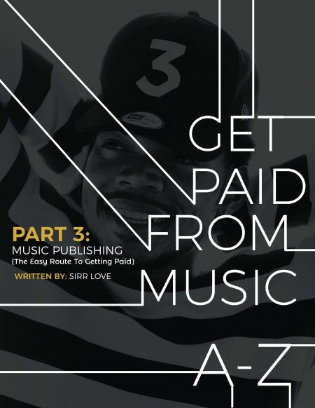 Get Paid From Music A-Z  Part 3: Music Publishing [The Easy Route To Getting Paid]