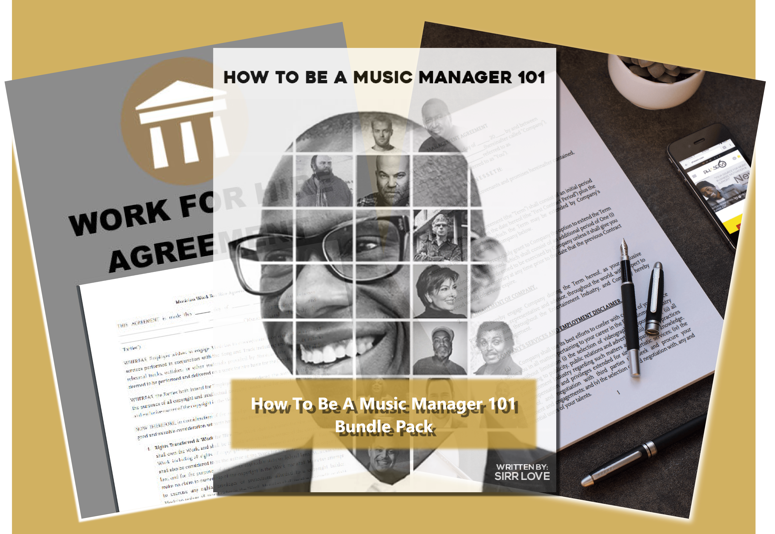Music Management  101