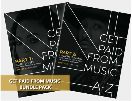 Get Paid From Music A-Z Bundle Pack